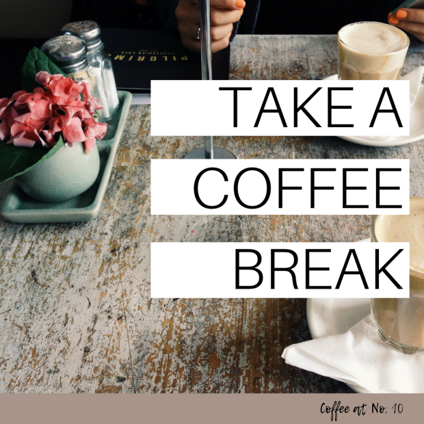 Coffee Break! Reread a previous chapter of _Coffee at No. 10 by MaryAnn Minatra_